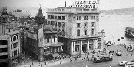Karaköy Camii yeniden yapılıyor