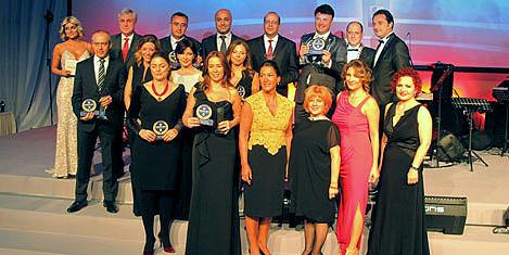 Skalite 2012 Ödülleri verildi