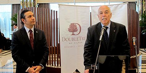 Avcılar DoubleTree by Hilton açıldı