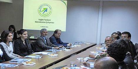 Çukurova'da sağlık turizmi grubu