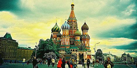 Moskova turizm rekoru kırdı