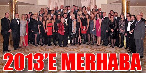 Marmara Skal yeni yılı kutladı