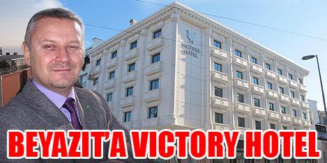 Victory Hotel hizmete girdi
