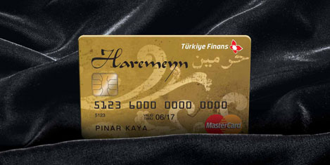 Hac ve umreye Haremeyn Card