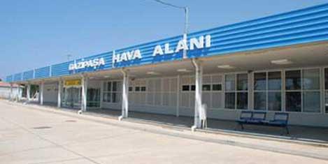 Gazipaşa'da yolcu 4 kat arttı