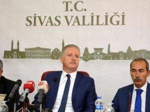 Sivas, Termal ve Sağlık Turizmi Zirvesi'ne hazır