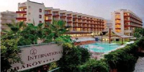 ÖİB'ten satılık 5 yıldızlı otel hissesi