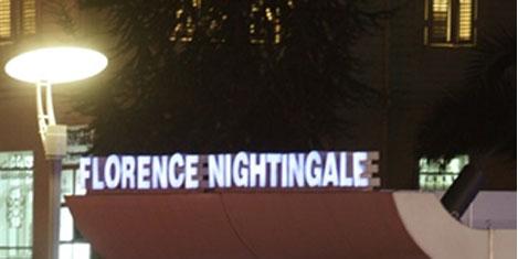 Florence Nightingale çağı yakalıyor