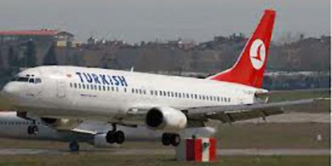 THY'den uçak tahvil ihracı