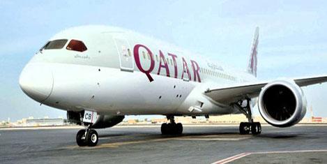 Katar,  Dreamliner'ı uçurmadı
