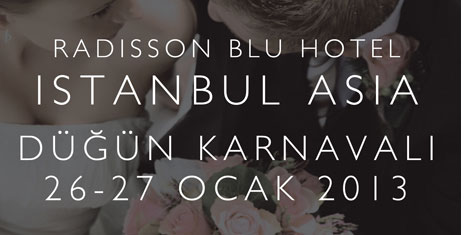 Radisson Blu Asia'da karnaval