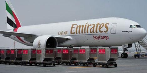 Emirates SkyCargo büyüyor