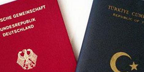 Çifte vatandaşlığa yine 'Hayır'