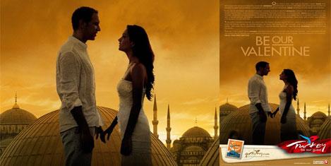 Sevgililer Günü'nde İstanbul'a davet