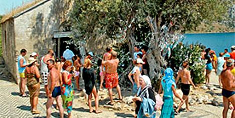Marmaris için hedef 12 ay turizm