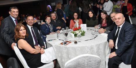 President Oteli personeli eğlendi