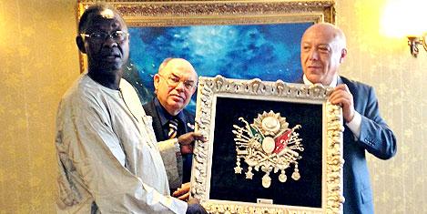 Üstündağ, Gambiya'yi hedefledi