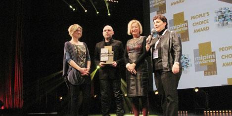 Türkiye Mipim'de 3 ödül aldı