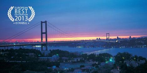 En iyi turizm merkezi İstanbul