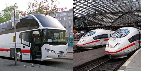 Otobüs bileti markette satılacak