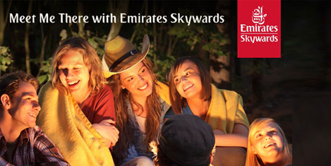 Emirates'ten: Meet Me There