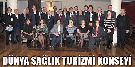 Emin Çakmak, Dünya Başkanı