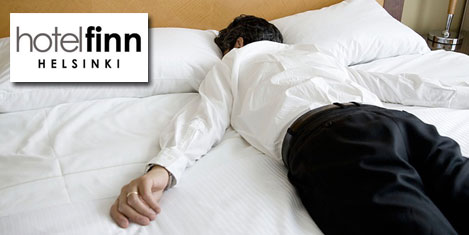 Uykucu personel arayan otel