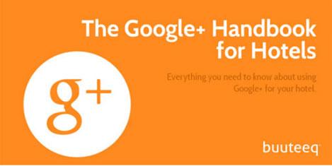 """Oteller için """"Google+ El Kitabı"""""""