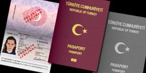 10 yıllık pasaport 211 Euro oldu