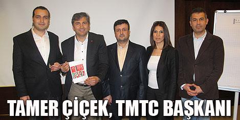 Türk Ortadoğu Konseyi'nde değişim