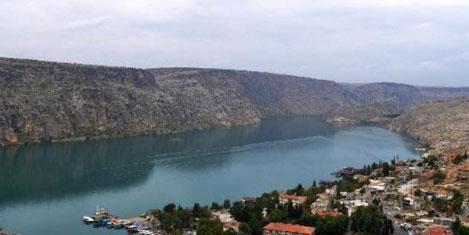 Türkiye'nin sakin şehri Halfeti