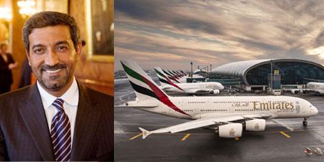 Emirates'te 622 milyon $ kâr -6