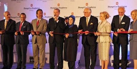 Asyalı Shangri-La İstanbul'da