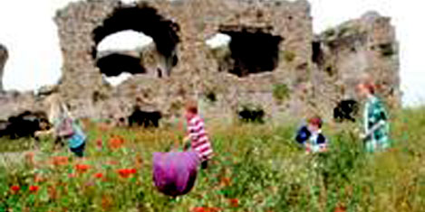 Turistlerden botanik turlara ilgi
