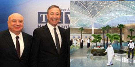 TAV Riyad Havalimanı'nda