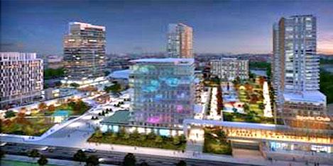 Nurol'dan 340 milyon $'lık yatırım