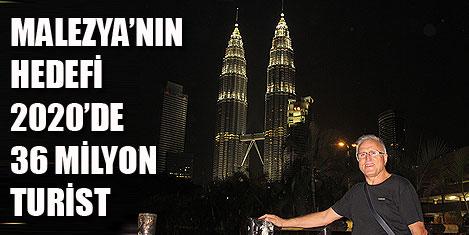 Malezya'da turizmciler buluştu