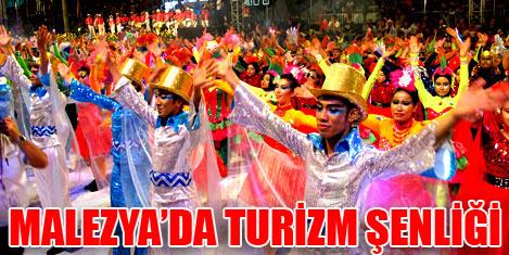 Malezya'da Turizm Bayramı