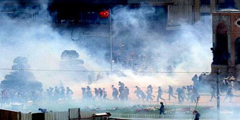 Taksim Gezi Parkı direnişi tarihe geçti