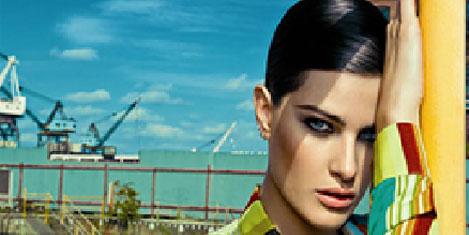 ASF'nin yüzü Isabella Fontana
