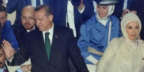 Başbakan Taksim'de vandallık var