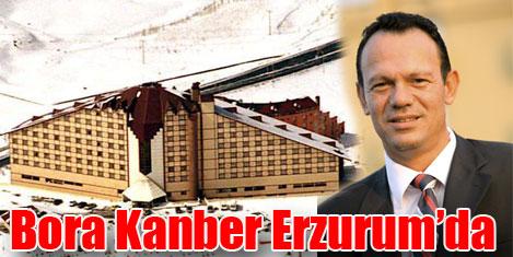 Bora Kanber Erzurum Polat'ta