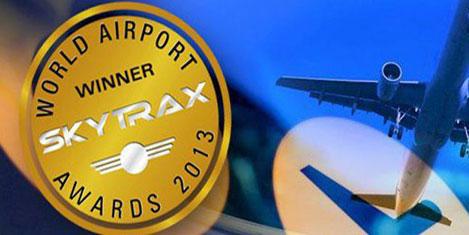 SkyTrax 2013 ödülleri dağıtıldı