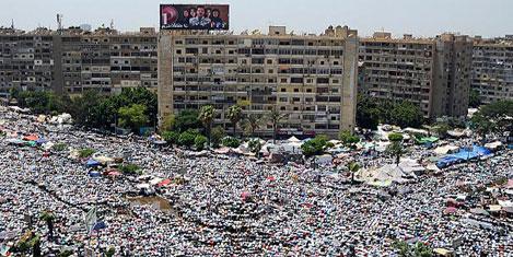 'Mısır İzleme Masası' oluşturuldu