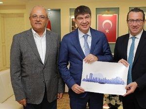 """""""Antalya'nın turizmdeki başarısını örnek almak için geldik"""""""