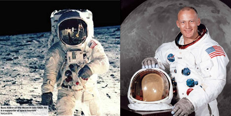 Buzz Aldrin to join SXC  Board