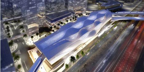 Riyad'a 22.4 milyar $'a metro