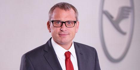 Lufthansa'ya yeni genel müdür