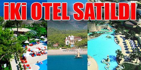İş GYO, Antalya'da iki oteli sattı
