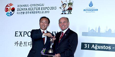 Kore ile Türkiye buluşması